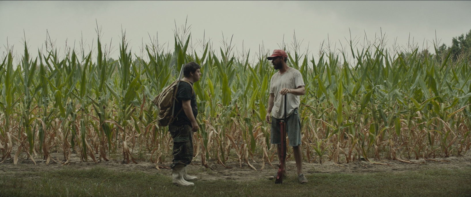 Zack gottsagen and shia labeouf in the peanut butter falcon photo credit nigel bluck courtesy of roadside attractions and armory films
