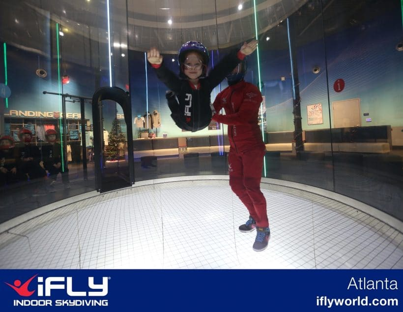 iFly Indoor Skydiving | The Ultimate Experience Gift the Whole Family Will Enjoy (with video)