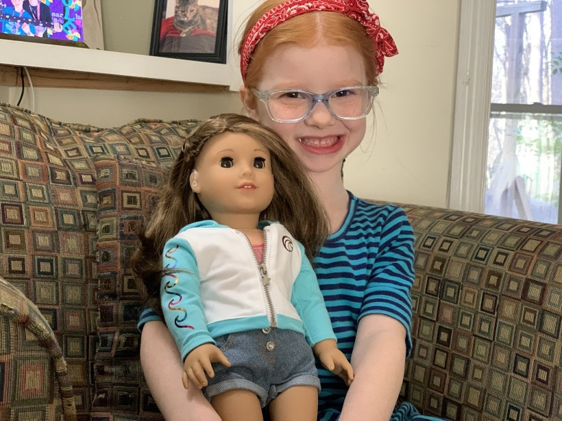 American Girl Celebrates Inclusion with American Girl of the Year, Joss Kendrick