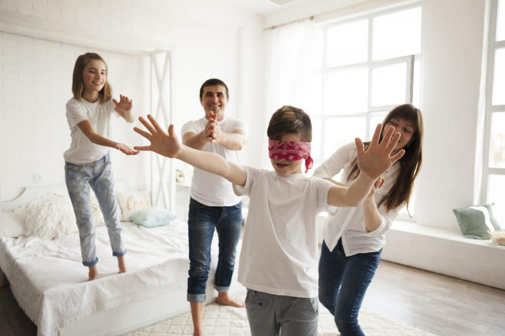 Activities for kids and families when you are stuck at home