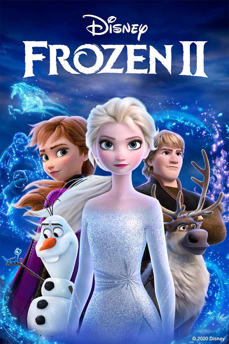 Frozen II title image