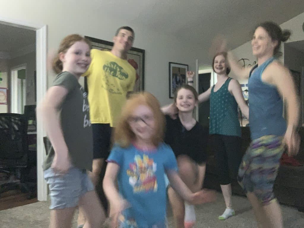 Dance Party | Mommy and Me Monday | 529th ed