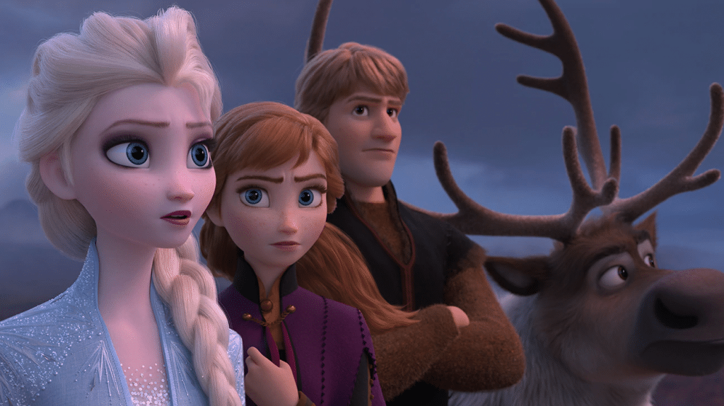 Frozen 2 Trivia with Printable