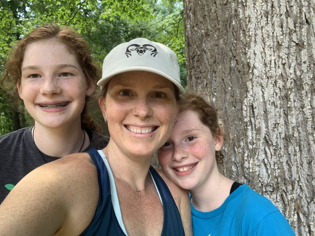 Did I join cross country, too? | Mommy and Me Monday | 540th ed