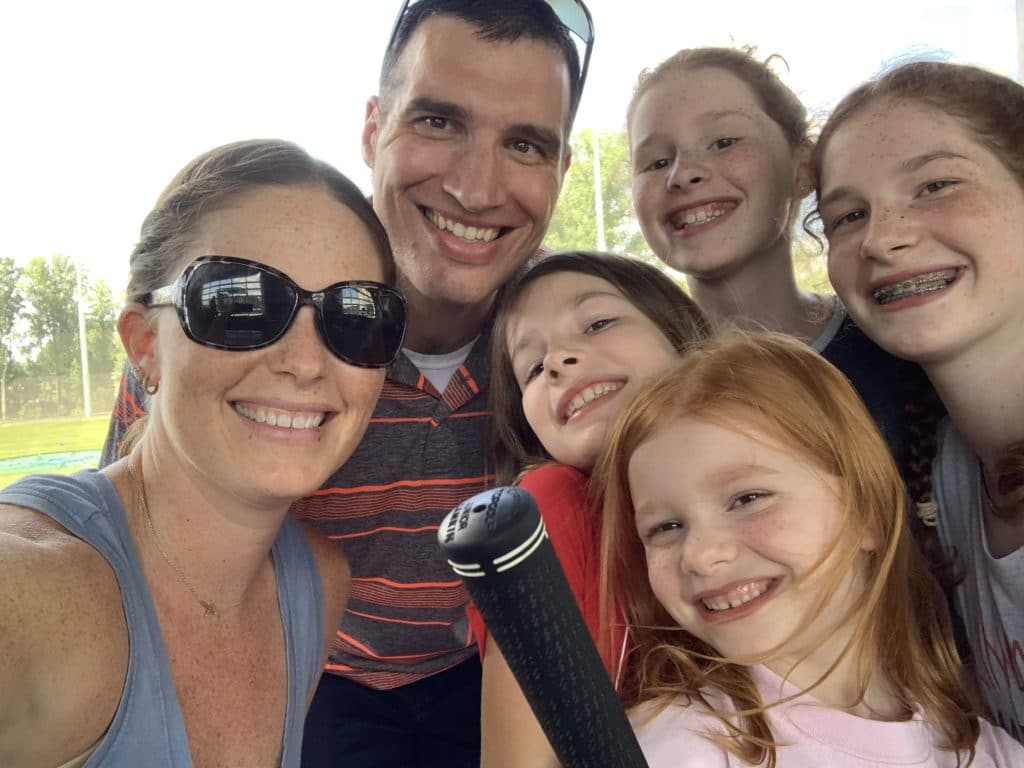 Topgolf: An actual family outing | Mommy and Me Monday | 547th