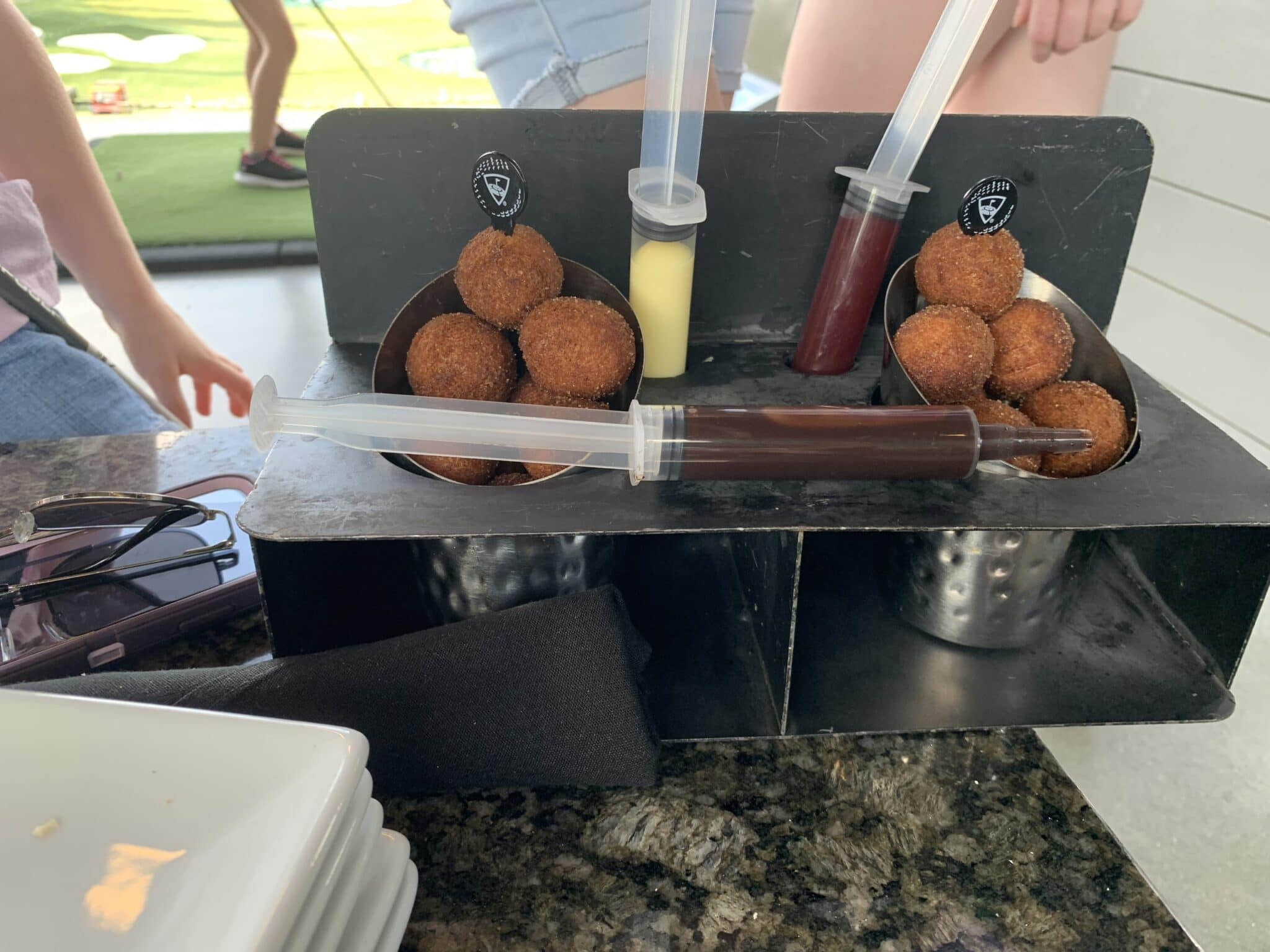 injectable donuts at topgolf