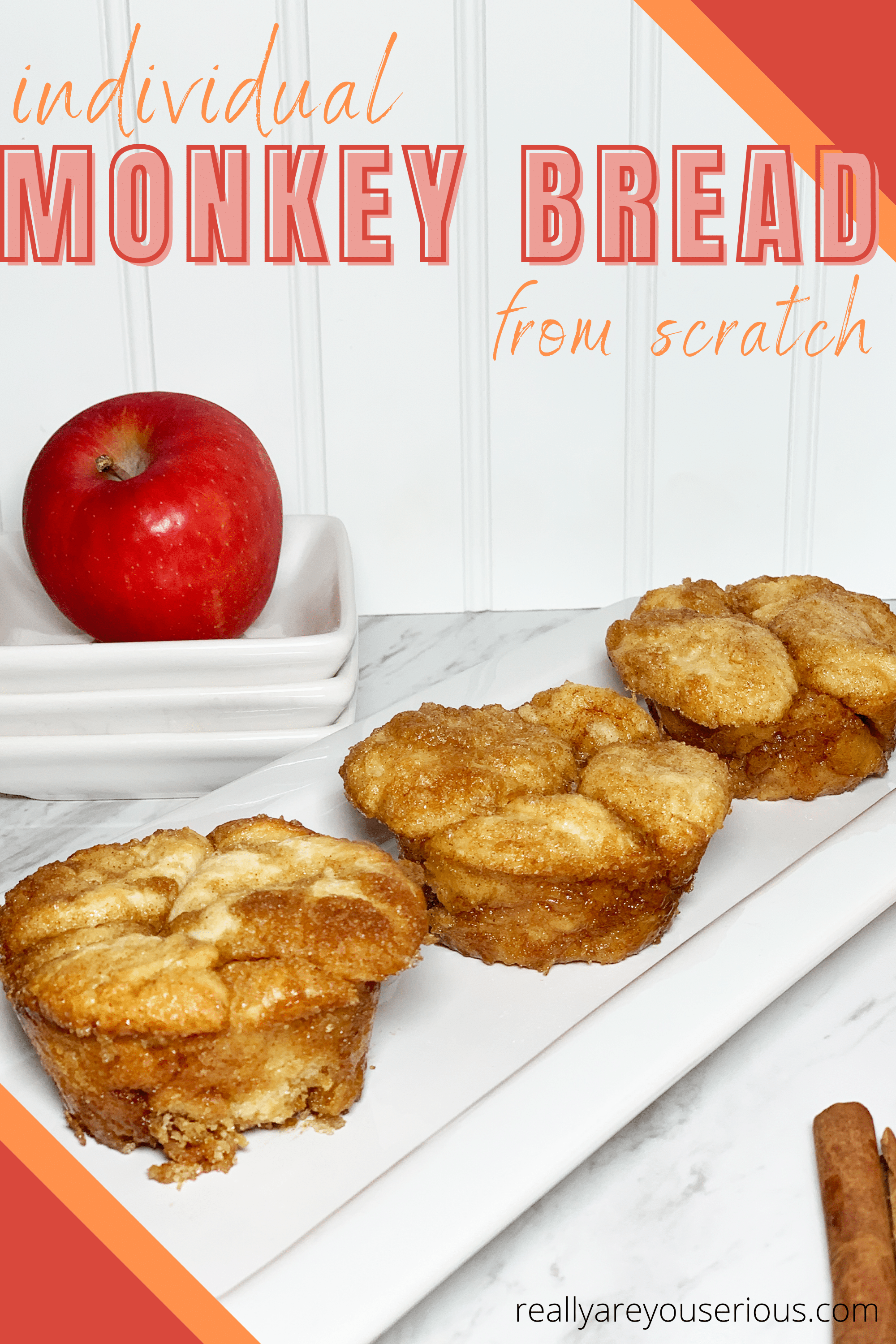 individual monkey bread from scratch