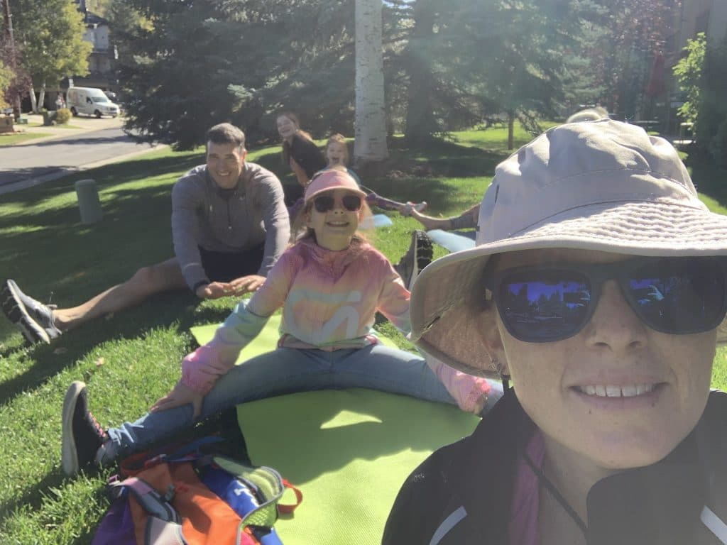 Family Yoga | Mommy and Me Monday | 556th ed
