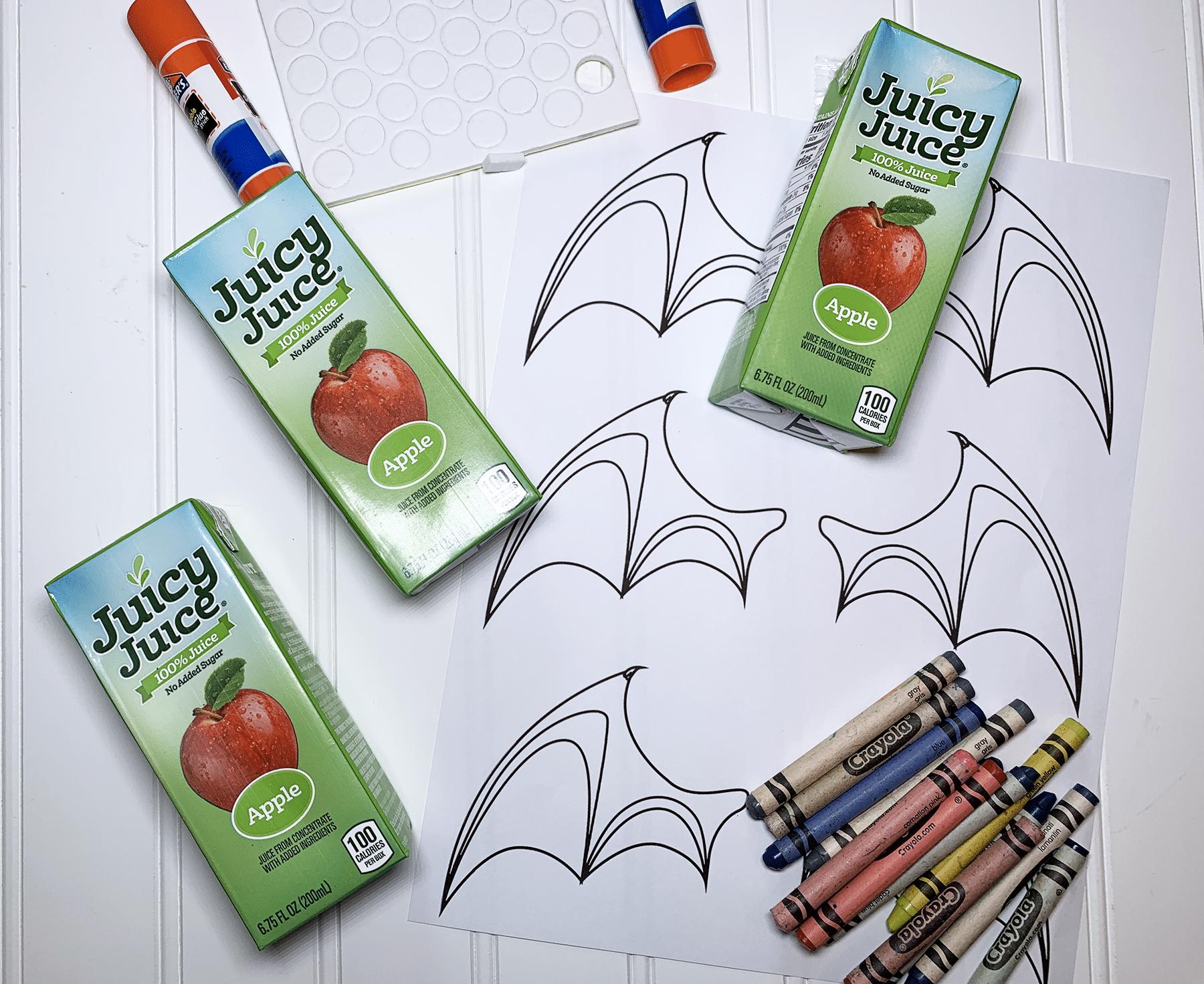 bats and crayons h