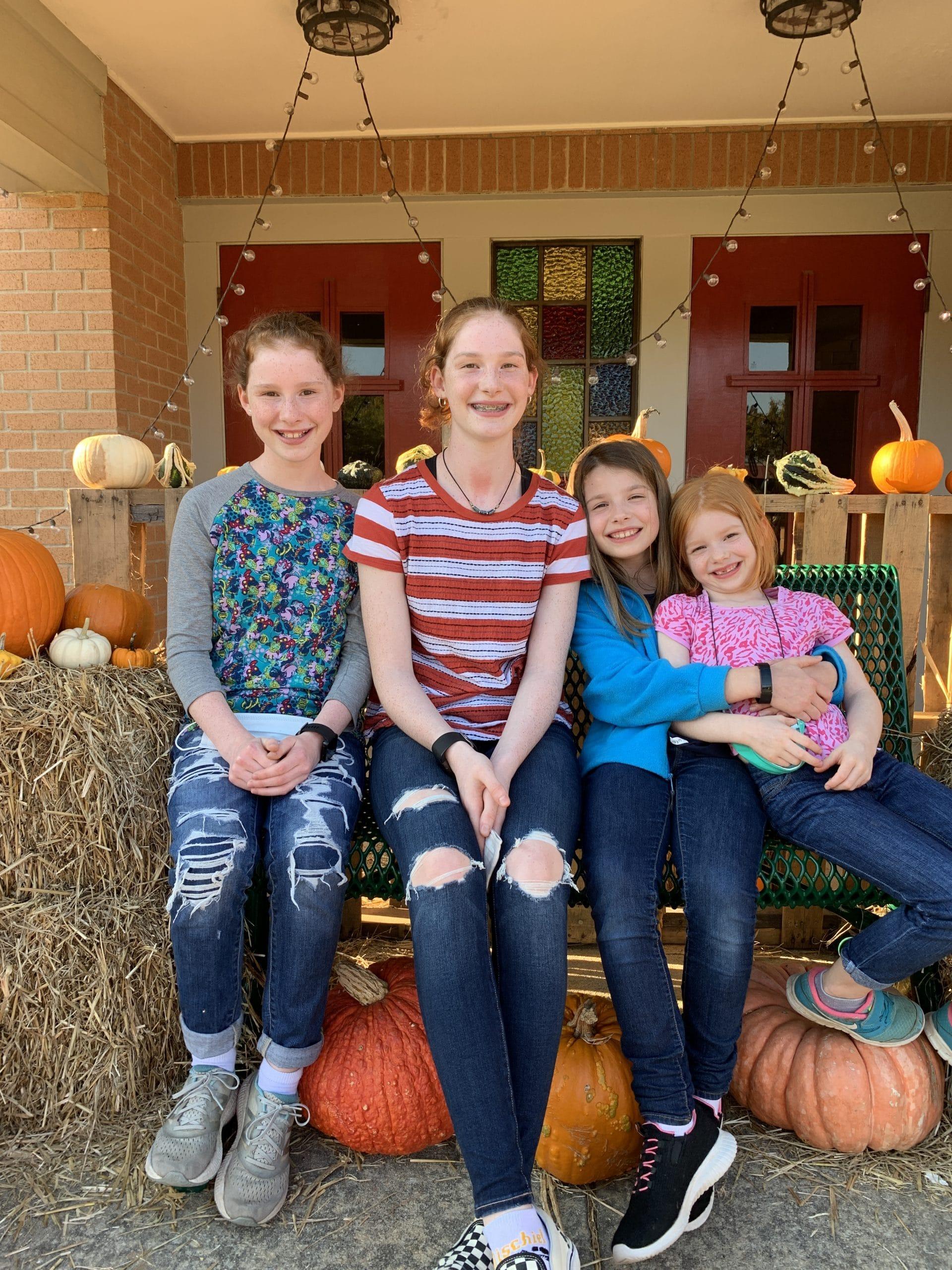 pumpkin patch girls