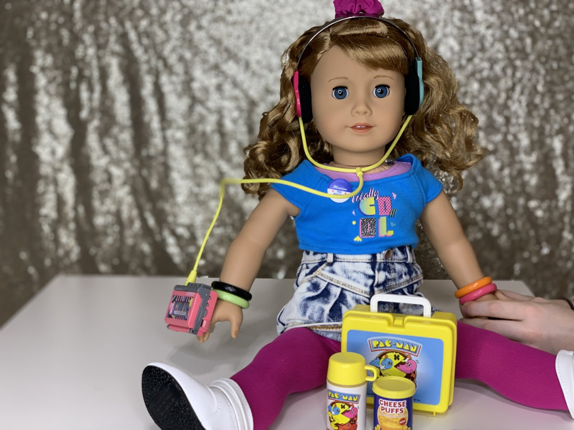 american girl doll courtney with accessories
