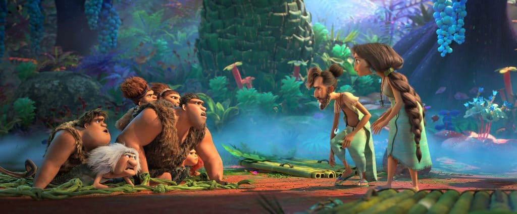 The Croods: A New Age | For both adults and kids