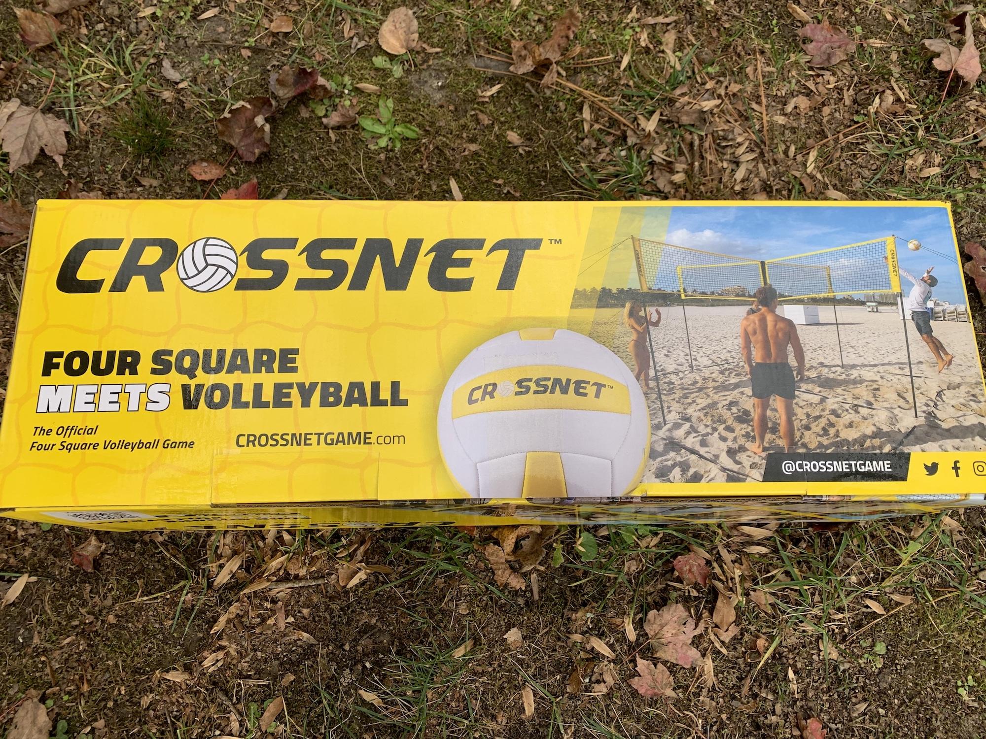 crossnet in box