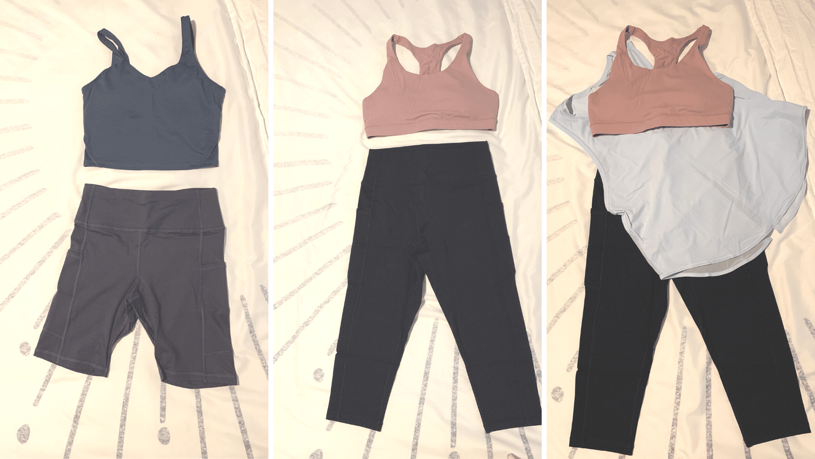 stelle athetica workout clothes