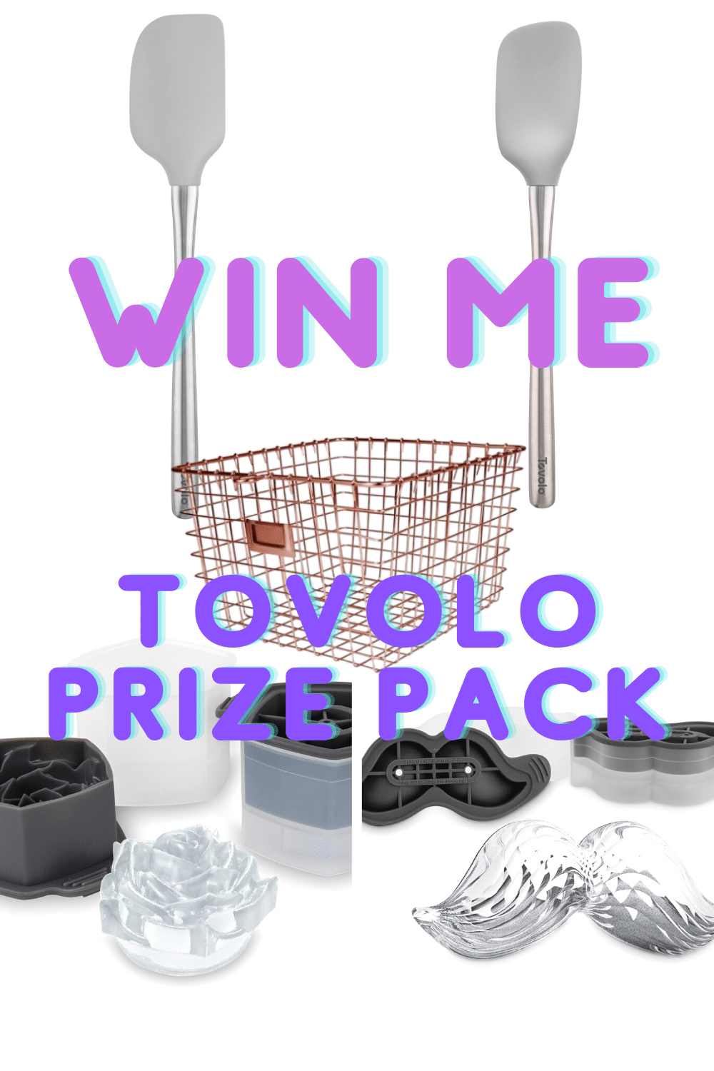win me tovolo prize pack