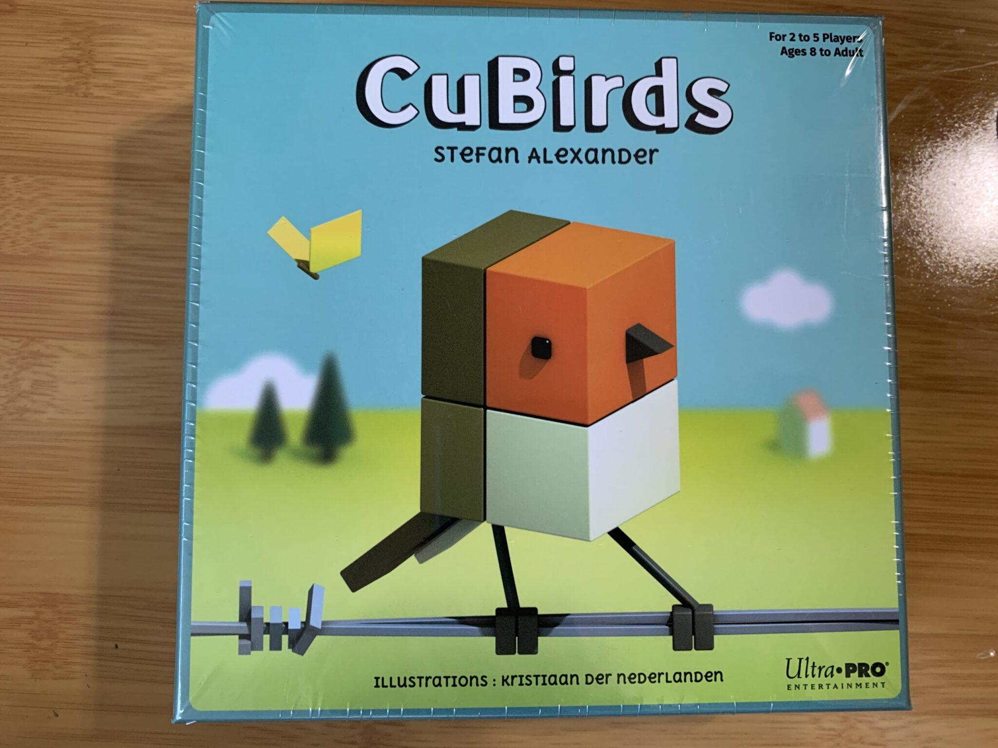 CuBirds game