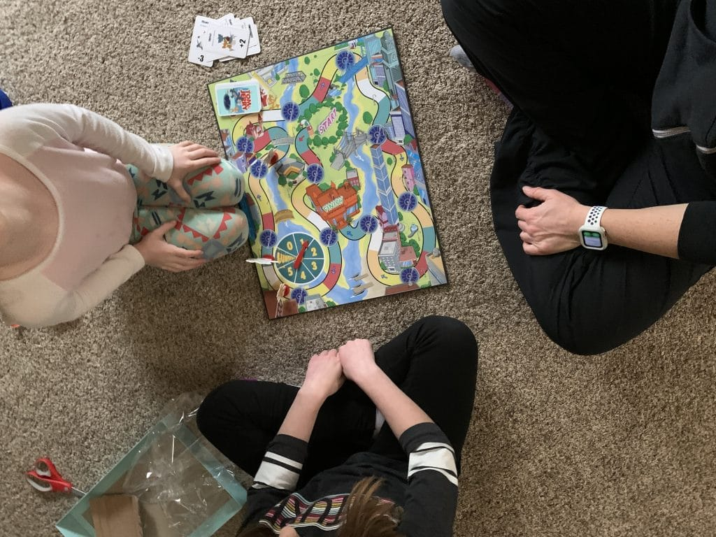 Yoga and Games | Mommy and Me Monday | 577th ed