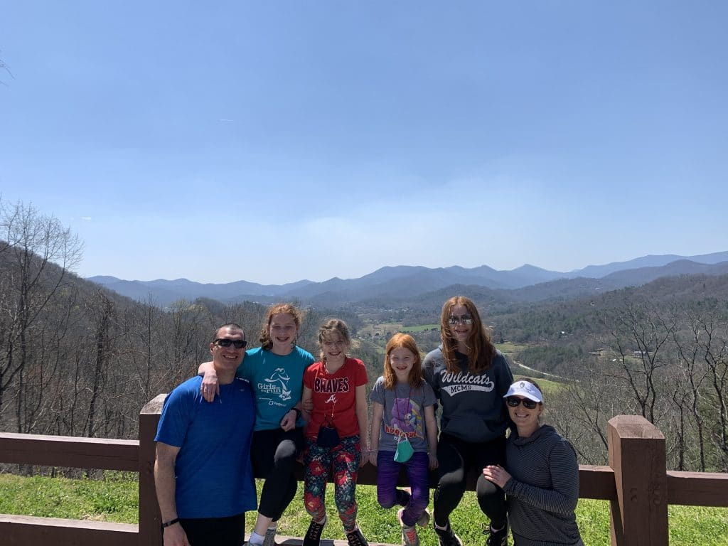 Spring Break in the Mountains | Mommy and Me Monday | 583rd ed