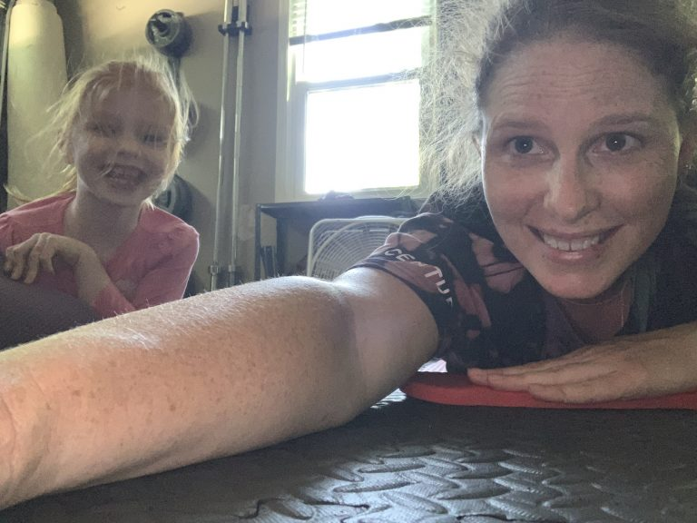 5K and pilates | Mommy and me Monday | 587th ed