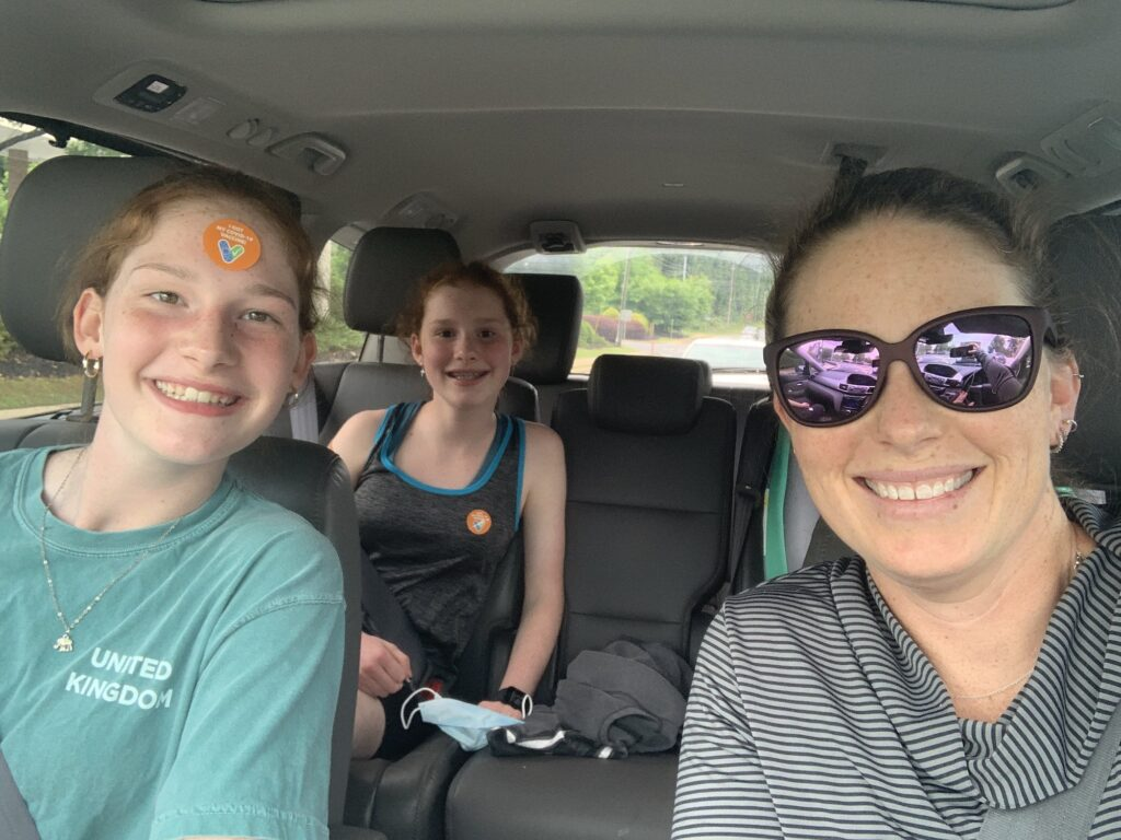 Time with the oldest and help from the youngest | Mommy and Me Monday | 588th ed