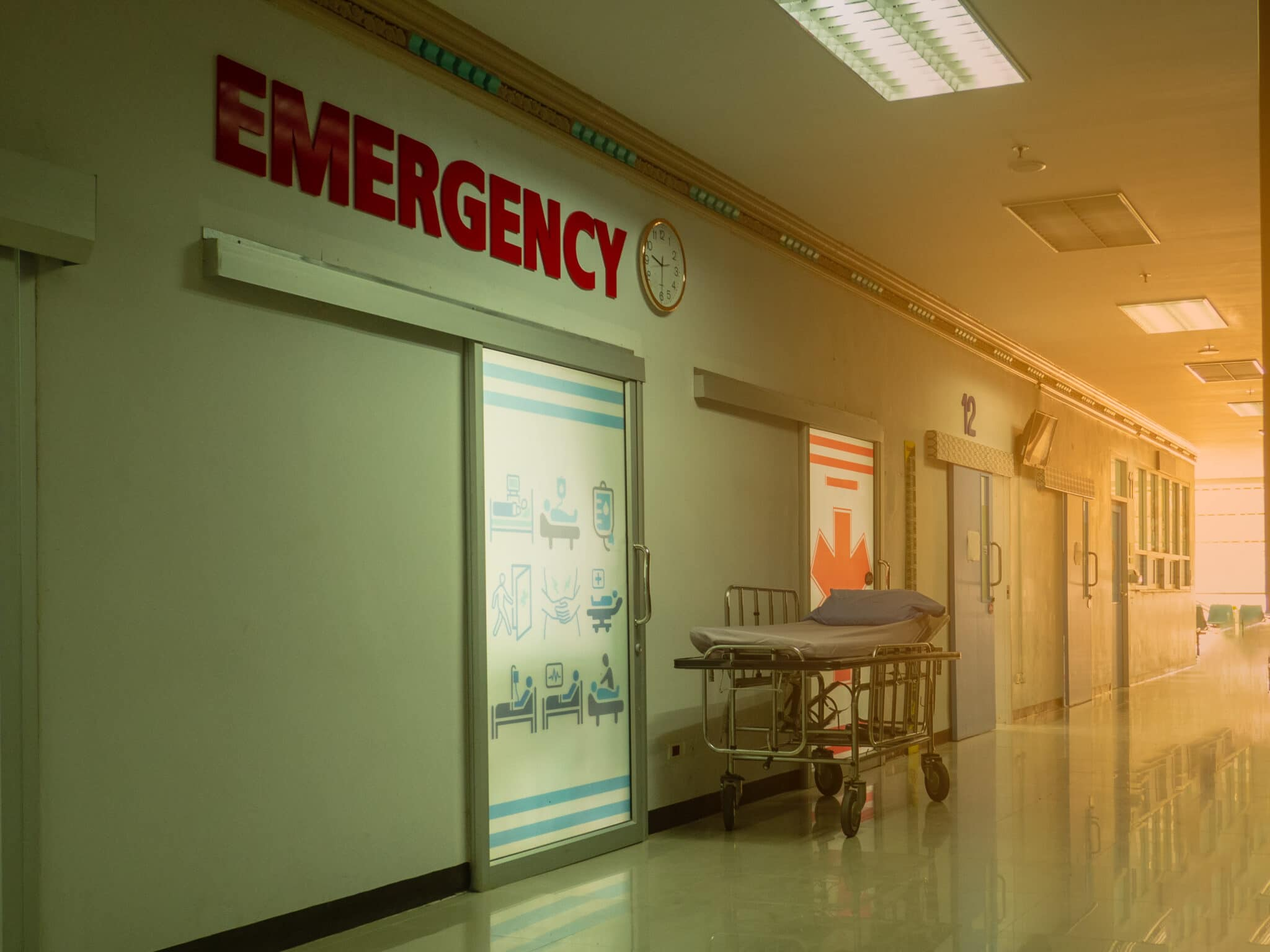 emergency room