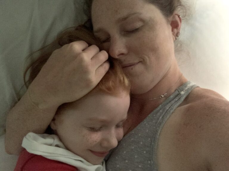 Snuggle snuggles   Mommy And Me Monday   599th ed