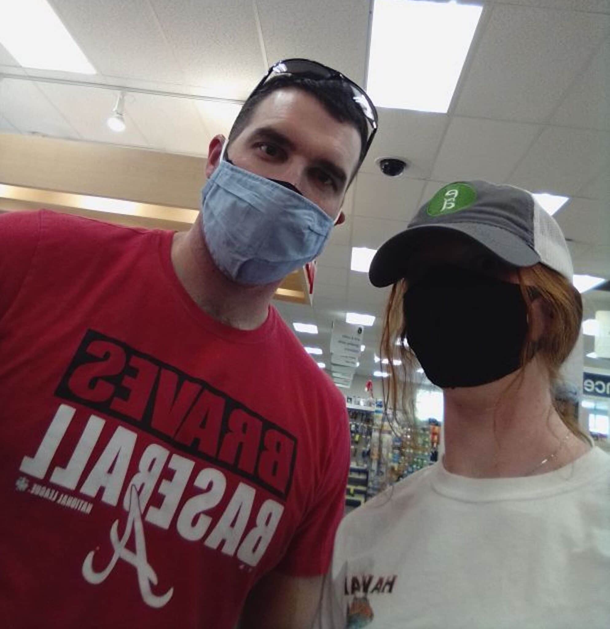 daddy and oldest flu shots 2021