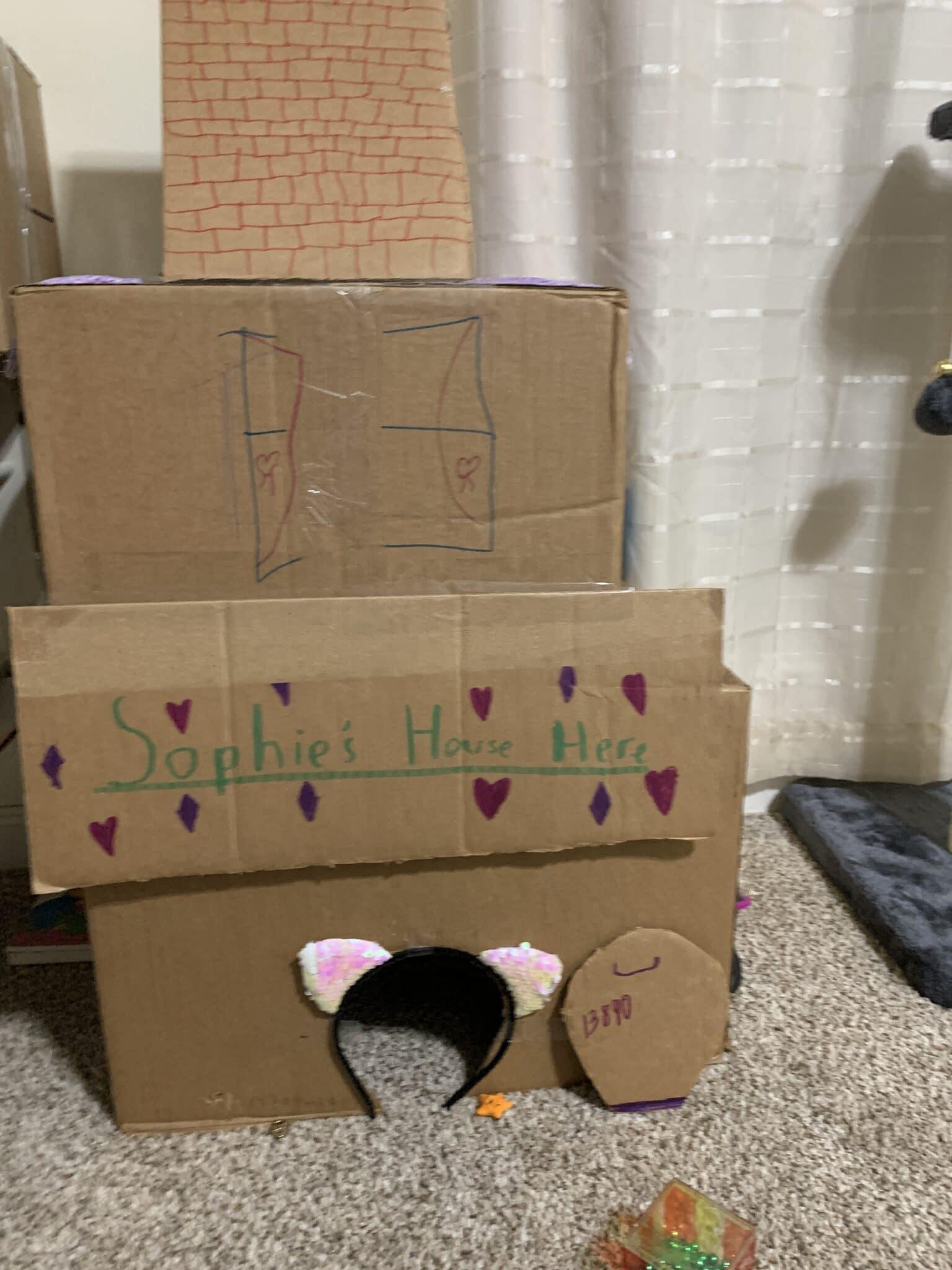 sophie's house box