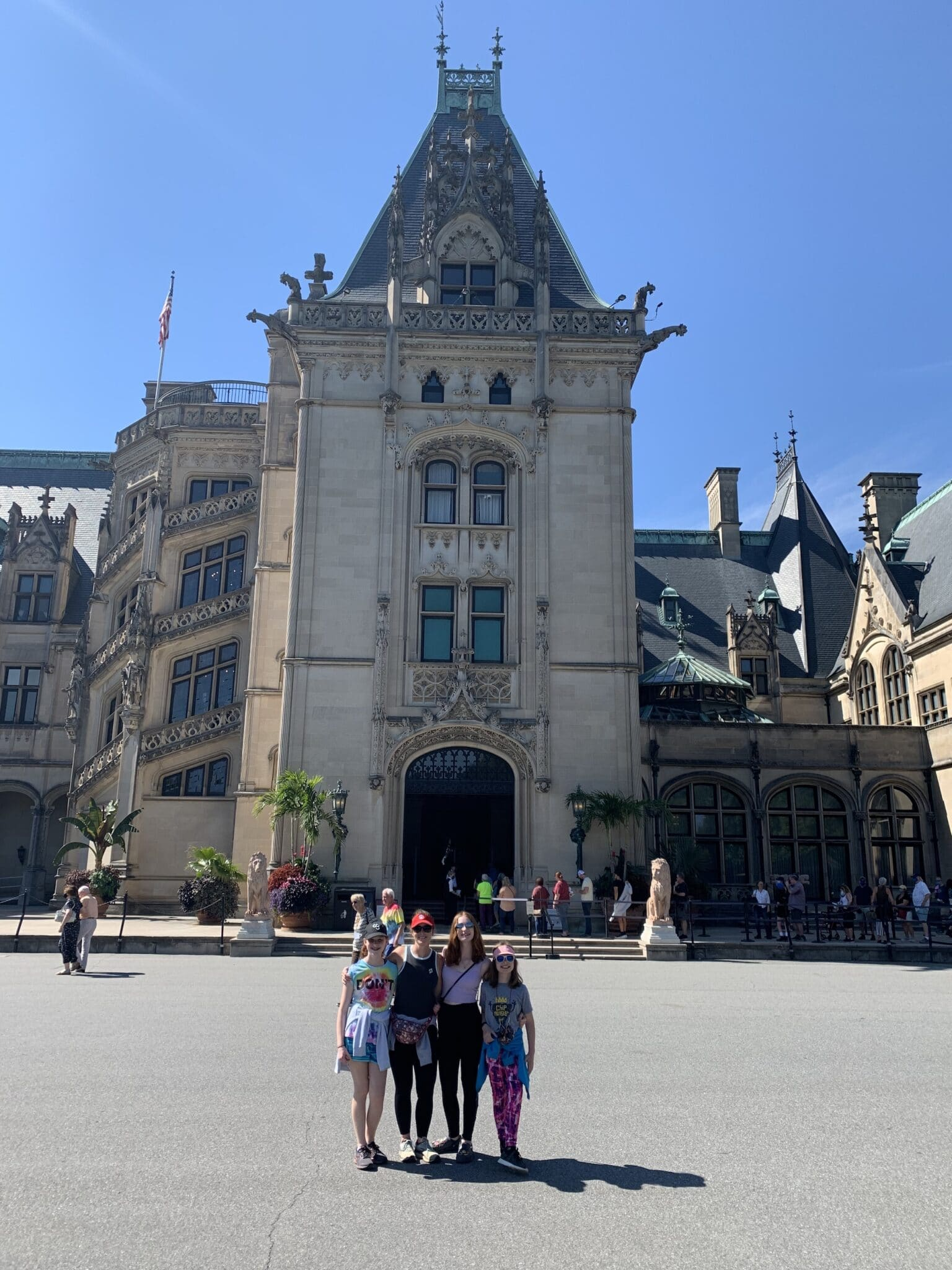 biltmore estate out front mommy and me monday